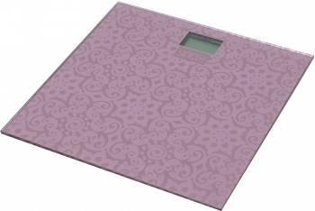 Весы напольные электронные Sinbo SBS 4430 пурпурный