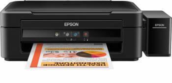 МФУ Epson L222 черный (C11CE56403)