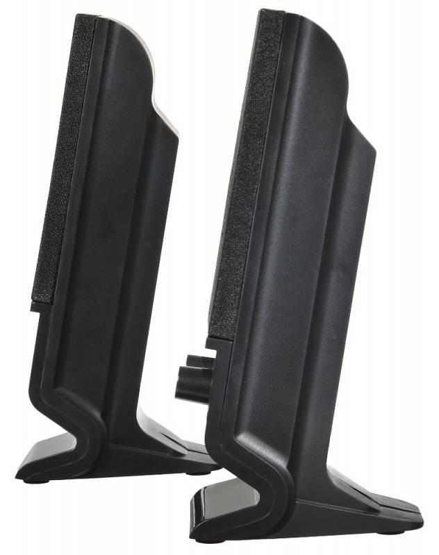 Колонки Oklick OK-115U черный (OK-115U BLACK) - фото 3