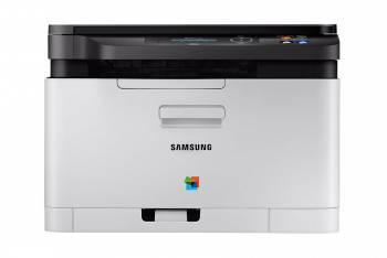 МФУ Samsung SL-C480 серый/черный (SL-C480/XEV)