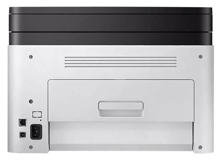 МФУ Samsung SL-C480W серый/черный - фото 2