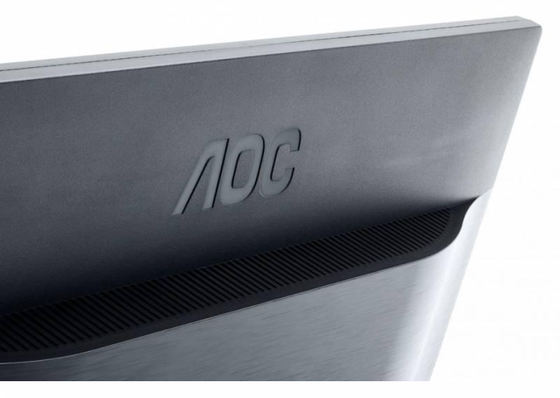 """Монитор 24"""" AOC Professional e2460Pq/bk черный - фото 6"""
