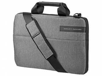 "Сумка для ноутбука 14"" HP Signature Slim Topload черный/серый (L6V67AA)"