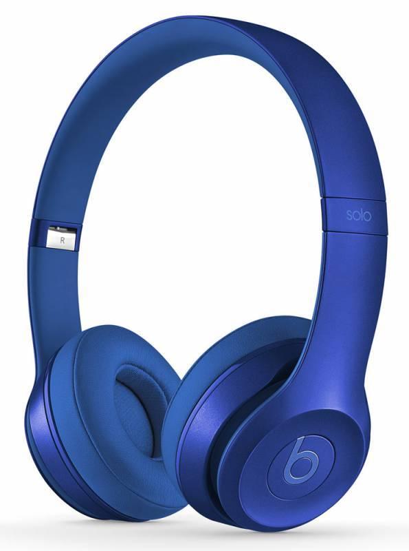 Наушники Beats SOLO 2 синий/голубой - фото 2