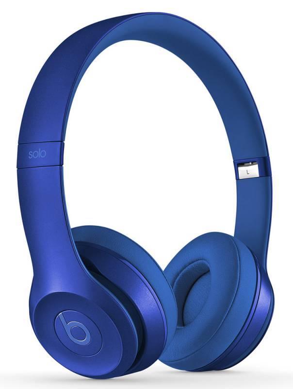 Наушники Beats SOLO 2 синий/голубой - фото 3