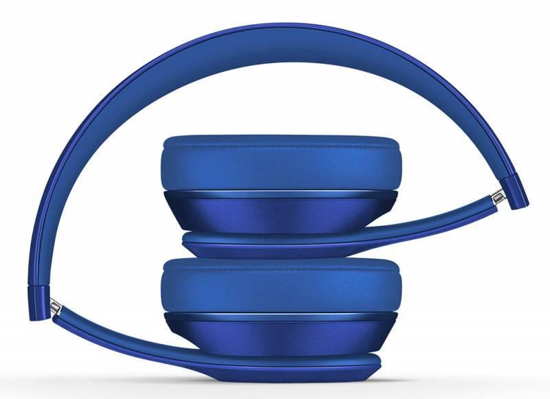 Наушники Beats SOLO 2 синий/голубой - фото 5