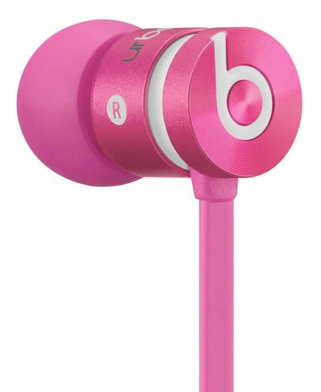 Гарнитура проводная Beats Urbeats 2 CW 1  вкладыши в ушной раковине розовый - фото 2