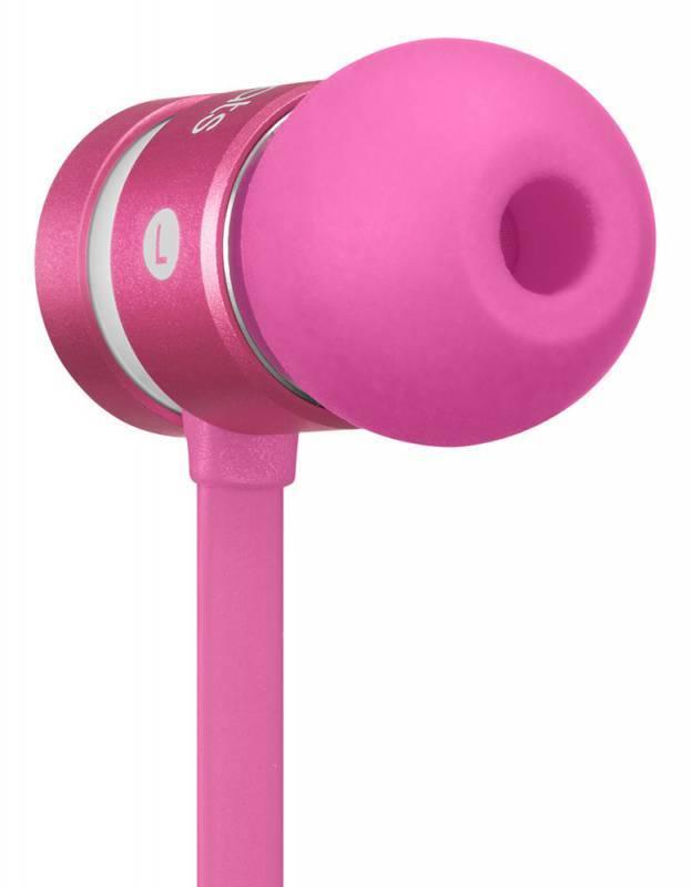 Гарнитура проводная Beats Urbeats 2 CW 1  вкладыши в ушной раковине розовый - фото 5