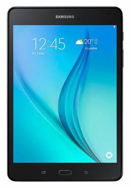 Планшет 8 Samsung Galaxy Tab A SM-T350 16ГБ черный (SM-T350NZKASER)