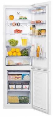 Холодильник Beko RCNK400E20ZW белый