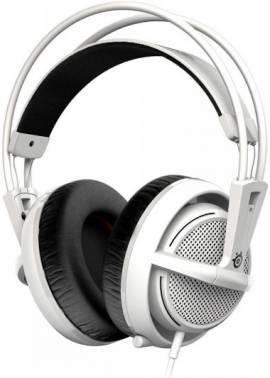 Наушники с микрофоном Steelseries Siberia 200 белый