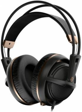�������� � ���������� Steelseries Siberia 200 Alchemy Gold ������ / ���������