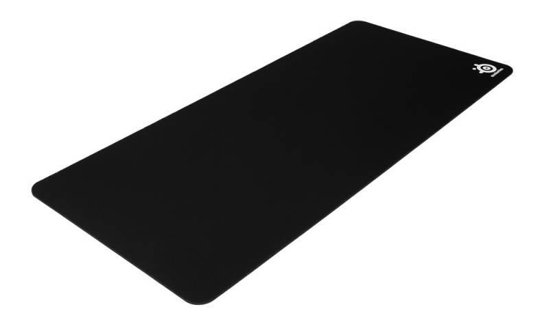 Коврик для мыши Steelseries QcK XXL черный - фото 1