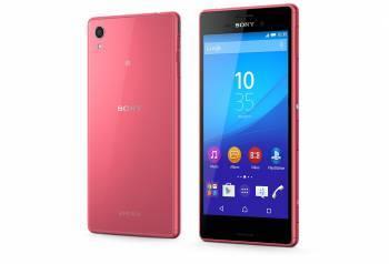 Смартфон Sony Xperia M4 aqua E2303 8ГБ красный