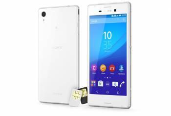 Смартфон Sony Xperia M4 aqua dual E2312 8ГБ белый
