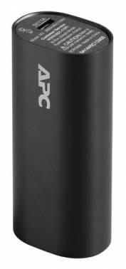 Мобильный аккумулятор APC PowerPack M3BK-EC Li-Ion 3000mAh черный