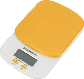 Кухонные весы  StarWind SSK2158