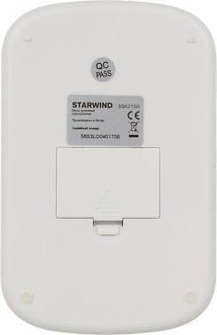 Кухонные весы Starwind SSK2158 оранжевый
