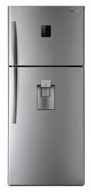 Холодильник Daewoo FGK51EFG серебристый