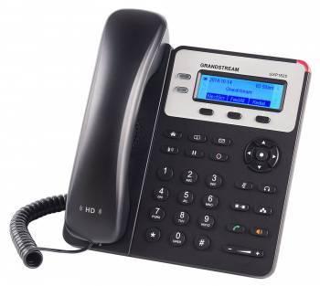 Телефон IP Grandstream GXP-1625 черный