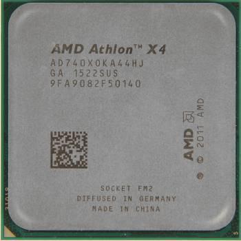 Процессор AMD Athlon X4 740 Socket-FM2 OEM (ДУБЛЬ ИСПОЛЬЗОВАТЬ 737409)