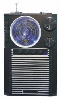 Радиоприемник Сигнал БЗРП РП-314 черный