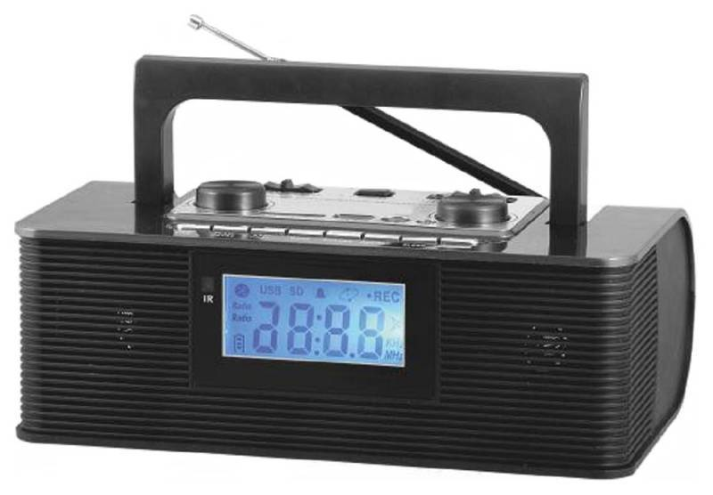 Радиоприемник Сигнал БЗРП РП-315 черный (15877) - фото 1