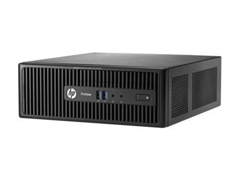 Системный блок HP ProDesk 400 G2 черный - фото 3
