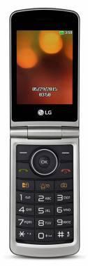 Мобильный телефон LG G360 красный