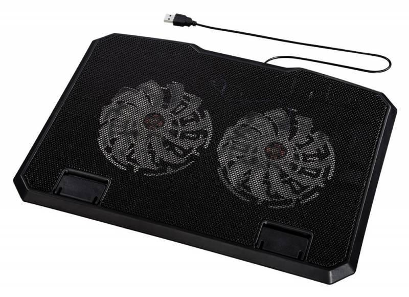 """Подставка для ноутбука 15.6"""" Hama черный (00053065) - фото 1"""