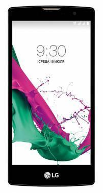 Смартфон LG G4c H522Y 8ГБ белый/черный (LGH522Y.ACISKW)