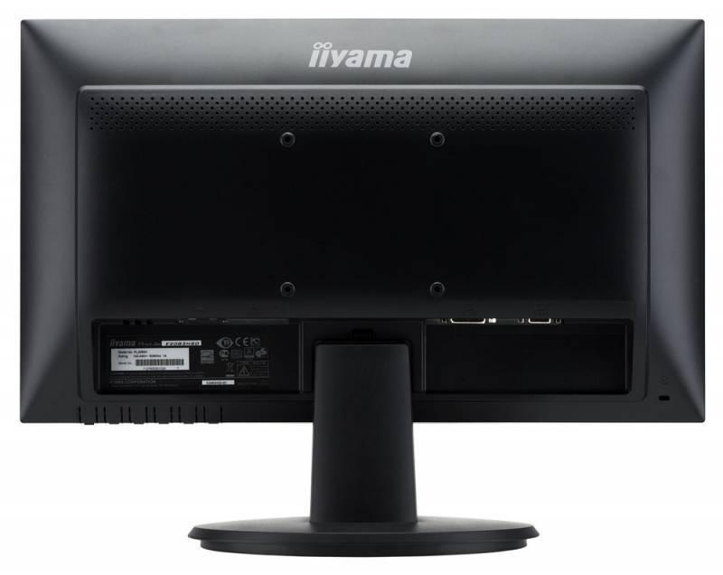 """Монитор 19.5"""" Iiyama E2083HSD-B1 черный - фото 2"""