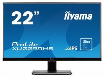 """Монитор 21.5"""" Iiyama ProLite XU2290HS-B1 черный"""