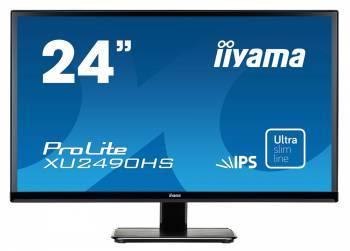 Монитор 23.8 Iiyama XU2490HS-B1DP черный