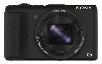 Фотоаппарат Sony Cyber-shot DSC-HX60/B черный (DSCHX60B.RU3)