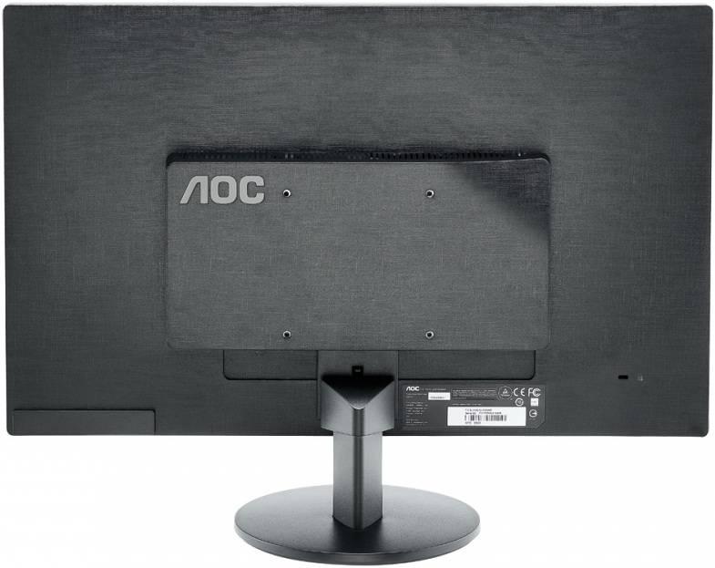 "Монитор 23.6"" AOC Value Line M2470SWH черный - фото 4"