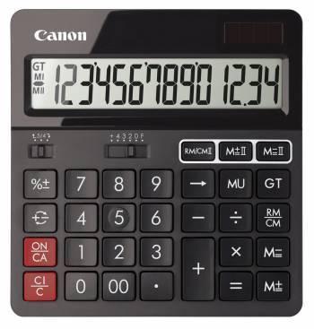 Калькулятор настольный Canon AS-240 черный
