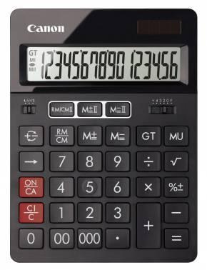 Калькулятор настольный Canon AS-280 черный