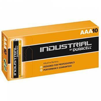 Батарея AAA Duracell Industrial LR03 (10шт. уп)