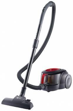 Пылесос LG VK705W06N красный / черный