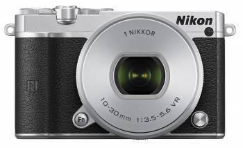 Фотоаппарат Nikon 1 J5 kit черный (VVA241K001)