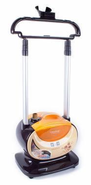 Отпариватель Endever Odyssey Q-508 коричневый/оранжевый (60113)