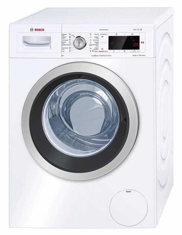 Стиральная машина Bosch WAW24440OE белый - фото 1