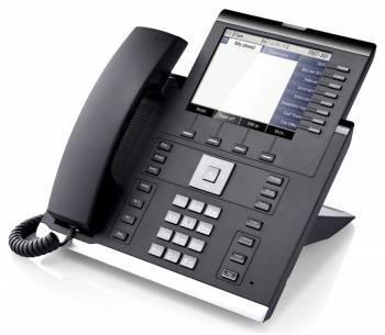 Телефон IP Unify OpenScape 55G черный (L30250-F600-C290)