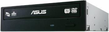 Привод DVD-RW Asus DRW-24F1MT/BLK/B/AS черный SATA внутренний oem