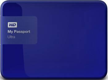 ������� ������� ���� 3Tb WD WDBNFV0030BBL-EEUE My Passport Ultra ����� USB 3.0