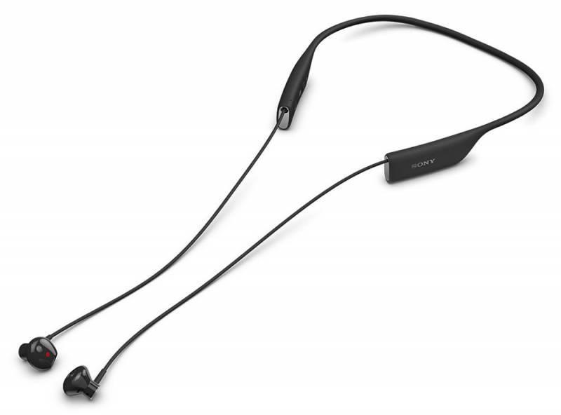 Беспроводная гарнитура Sony SBH70RU/B черный - фото 2