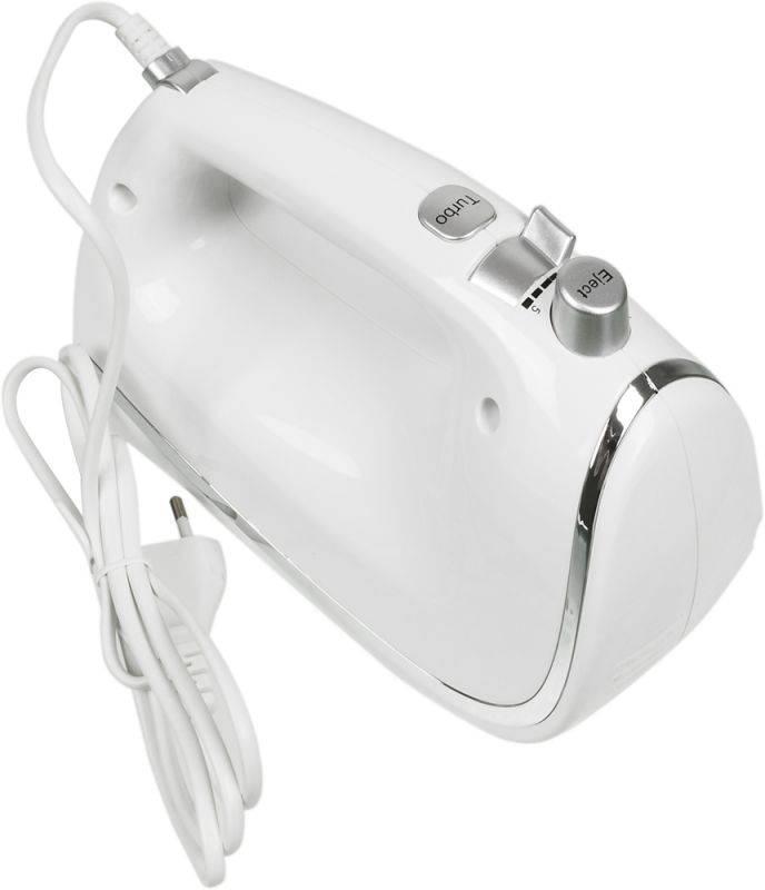 Миксер Starwind SHM5481 белый/серебристый - фото 2