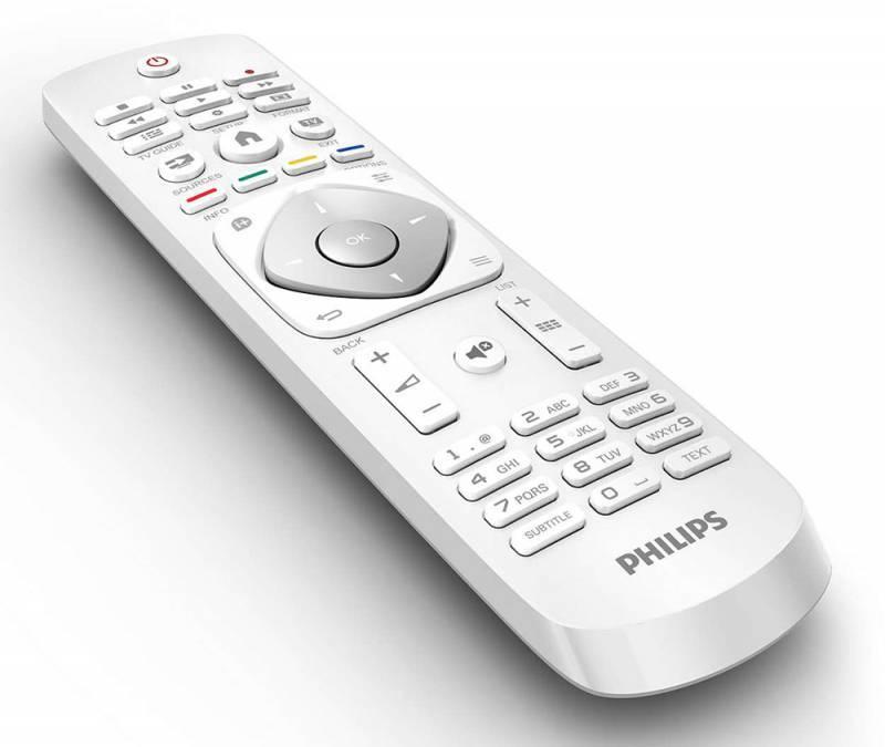 """Телевизор LED 24"""" Philips 24PHT5210/60 белый - фото 4"""