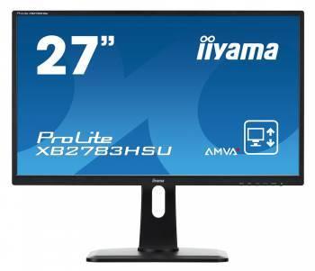 Монитор 27 Iiyama XB2783HSU-B1 черный